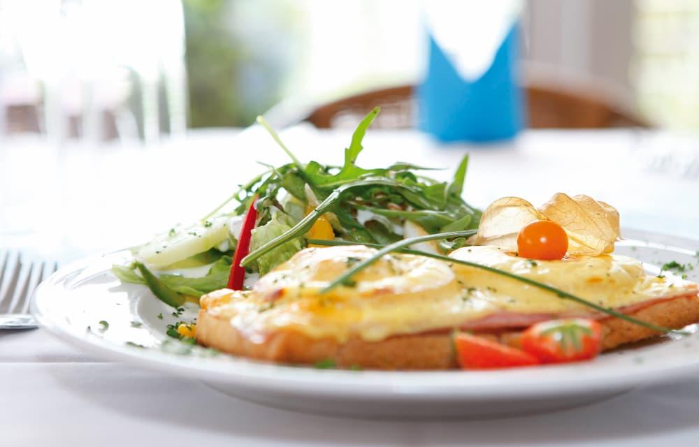 Frische nachhaltige Zutaten in unserem Restaurant, Loherhof Geilenkirchen