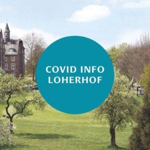 Covid info Loherhof 2021